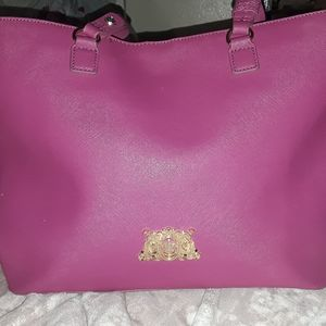 Genuine leather Juciy Couture Tote Bag